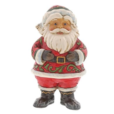 Heartwood Creek, Jim Shore, By Golly Be Jolly Santa, Weihnachtsmann