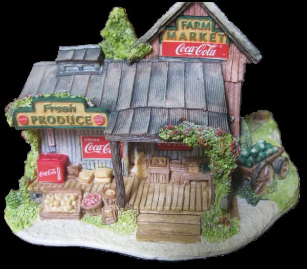 Lilliput Lane, Miniaturhäuser, Miniaturhaus, Cottage, Country Fresh Pickins