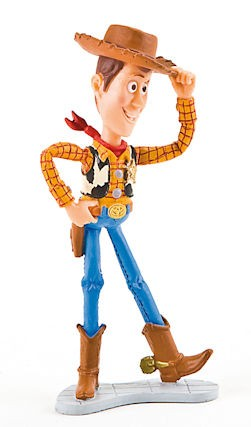 Bullyland, Toy Story, Woody
