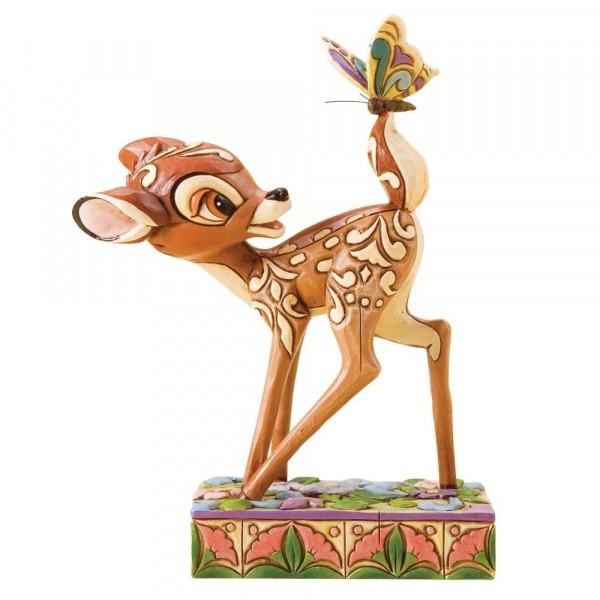 Disney Traditions, Jim Shore - Wonder of Spring / Bambi