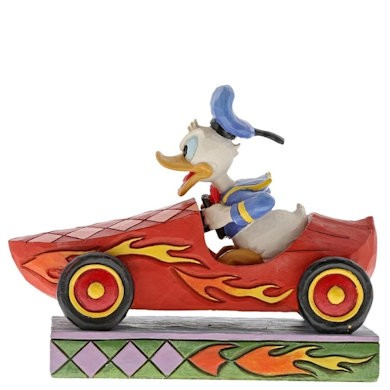 Disney Traditions, Jim Shore - Road Rage Donald