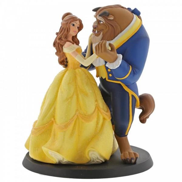 Enchanting Disney Collection, Walt Disney, Belle Wedding Cake Topper, Die Schöne und das Biest, A29337, Hochzeitstortenfigur