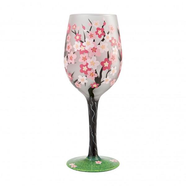 Lolita, Weinglas, Lolita Weingläser, Lolita Gläser, Weinglas, Cherry Blossom Wine Glass, 6007483