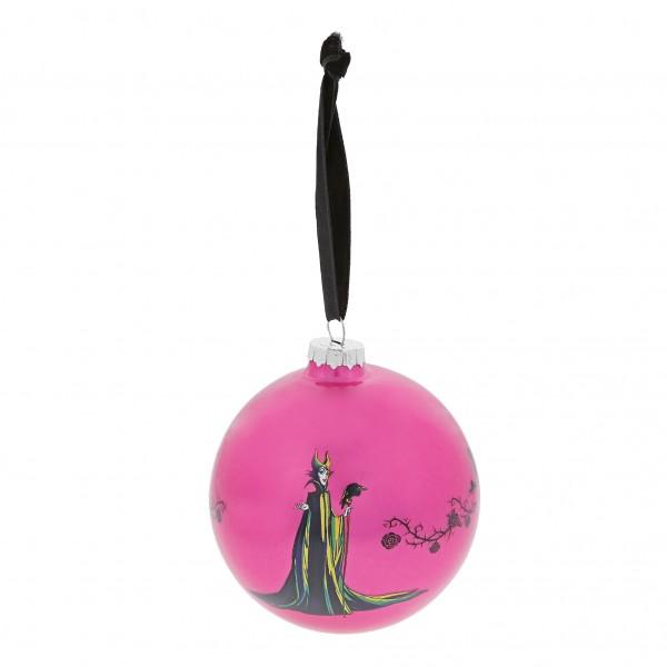 Enchanting Disney Collection, Disney Weihnachten, Disney Weihnachtskugel, A Forest of Thorns, Dornröschen, Sleeping Beauty, Malefiz, Maleficent, A30188