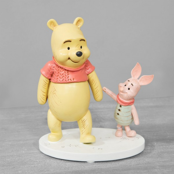 Widdop, Disney Magical Moments, Winnie Pooh & Piglet, Winnie Puuh & Ferkel