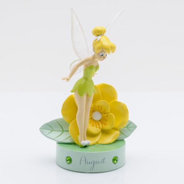 Widdop, Disney, Walt Disney, Tinker Bell, Tinkerbell, Tinkerbell Birthstone Figurine, August, Geburtsstein, DI803