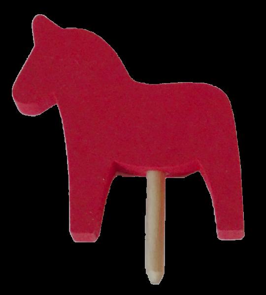 Sebastian Design, Kerzenringe, Holzkränze, Candlerings, Steckfigur, Steckfiguren, Pferd