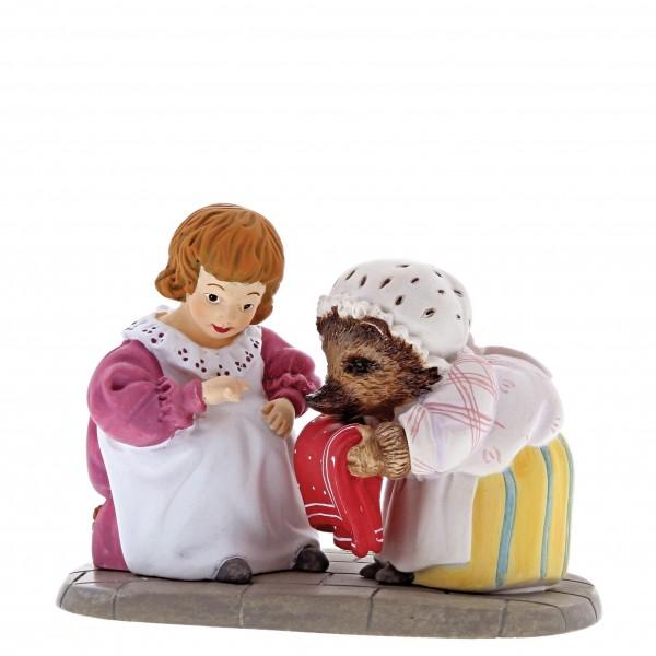 Beatrix Potter, Beatrix Potter Collection, Peter Rabbit, Benjamin Bunny, Flopsy, Jemima Puddle-Duck, Jeremy Fisher, A29191, Mrs. Tiggy-Winkle / Lucie