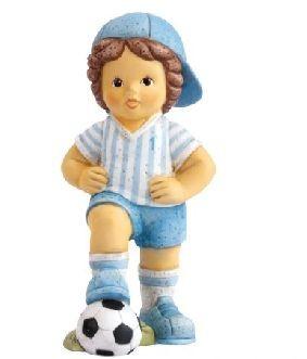 Goebel, Nina und Marco, Nina & Marco, Gewonnen, Marco mit Fußball