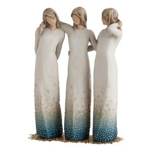 Willow Tree, Willowtree, Demdaco, Susan Lordi, By My Side, Signature Collection