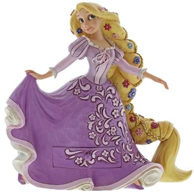 Disney Traditions, Jim Shore, Treasure Keeper - Rapunzel, Schmuckkästchen