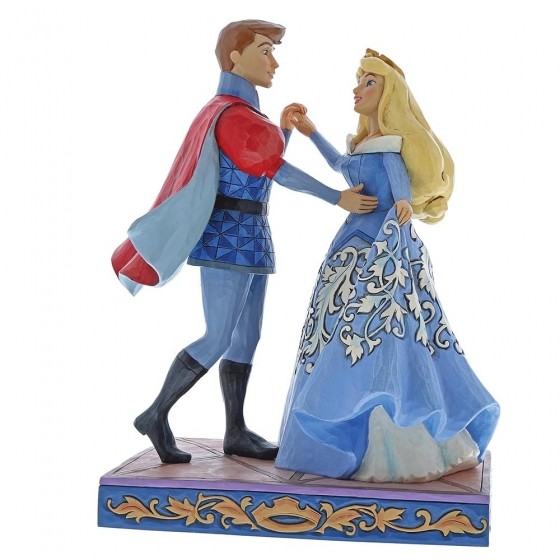 Disney Traditions, Jim Shore - Swept Up In the Moment Aurora / Dornröschen