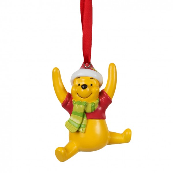 Widdop, Disney, Winnie Puuh, Winnie the Pooh, Weihnachtsornament, Ornament, Anhänger, Weihnachtsanhänger