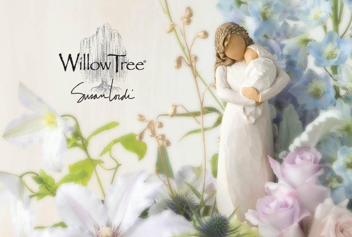 Willow-Tree-Figuren
