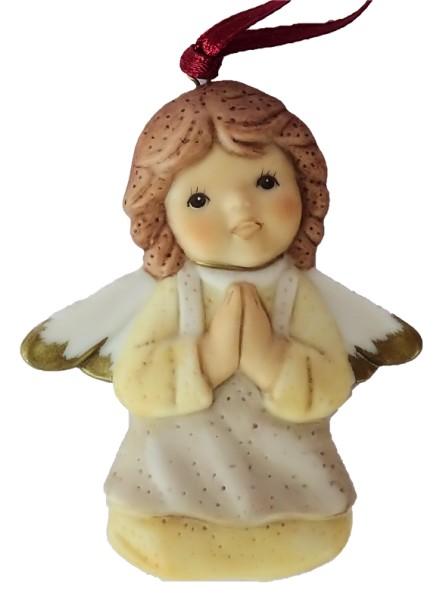 Goebel, Nina und Marco, Nina & Marco, Engel, betend, Ornament, Anhänger