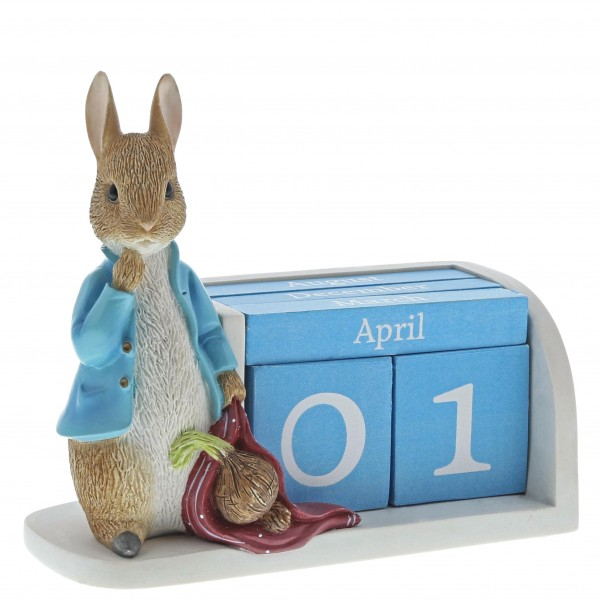 Beatrix Potter, Beatrix Potter Collection, Peter Rabbit, Benjamin Bunny, Flopsy, Jemima Puddle-Duck, Jeremy Fisher, A28346, Peter Rabbit Perpetual Calendar