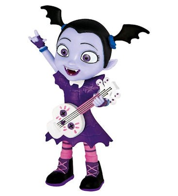 Bullyland, Vampirina, Ghoul Girl, Vampirina mit Gitarre