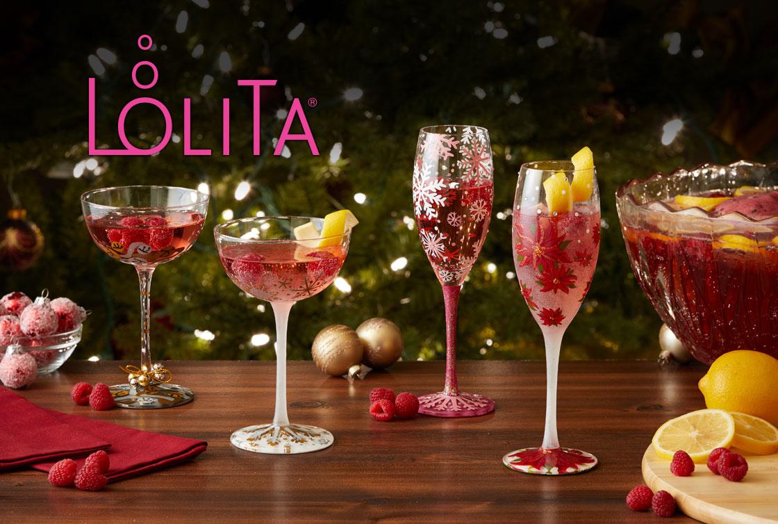 Lolita-Sektglaser