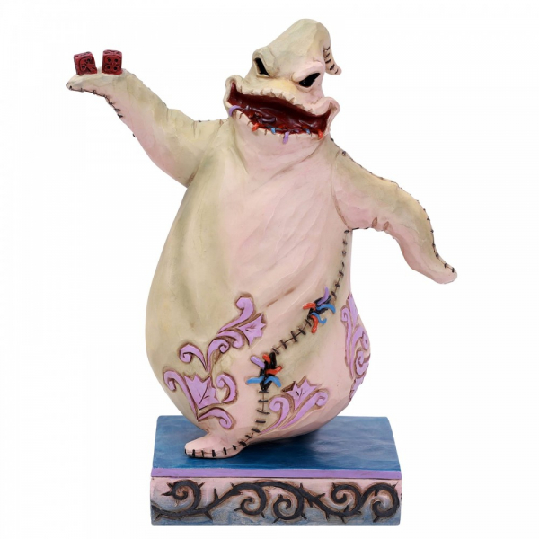 Disney Traditions , Jim Shore, Disneyfigur, Disney Figur, Oogie Boogie, The Nightmare Before Christmas, 6007074