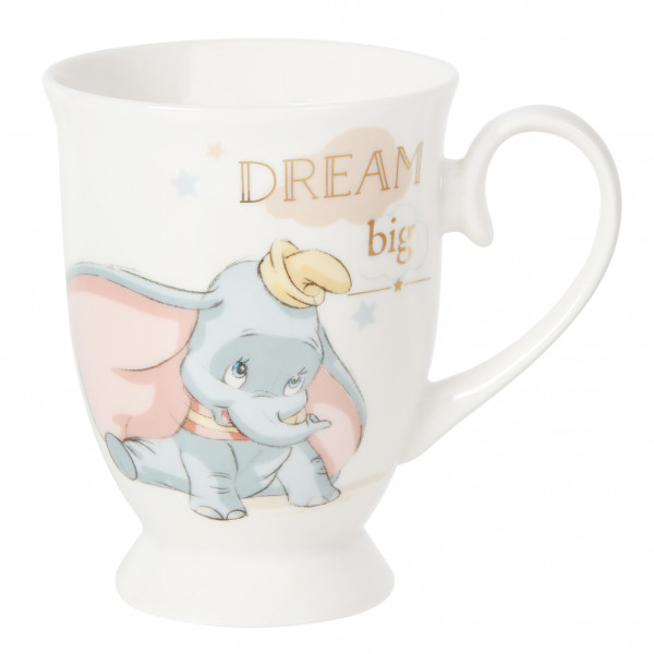Disney, Walt Disney, Widdop and Co, Disney Magical Beginnings, Dumbo Mug, Dumbo Becher, Dream Big, DI362