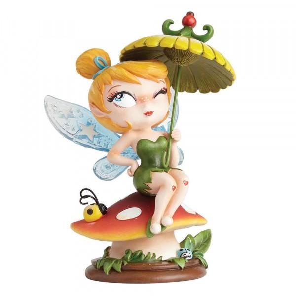 Disney Showcase, Miss Mindy, Tinker Bell auf Pilz, Tinkerbell