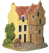 Lilliput Lane, Miniaturhäuser, Miniaturhaus, Cottage, Kellie Lodging