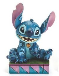 Disney Traditions, Jim Shore - Ohana Means Family - Stitch