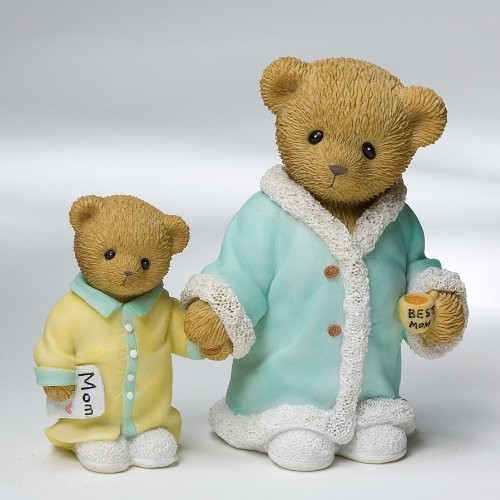 Cherished Teddies, There's No Greater Love Than Mum's
