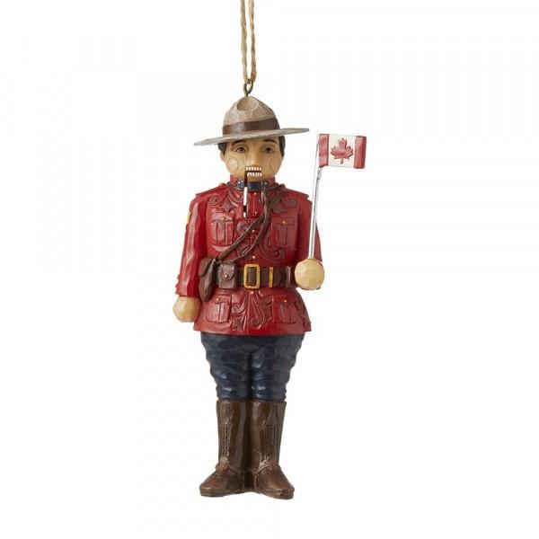 Jim Shore, Heartwood Creek, Jim Shore Weihnachten, Jim Shore Nussknacker, 6007879, Canadian Nutcracker, Kanadischer Nussknacker