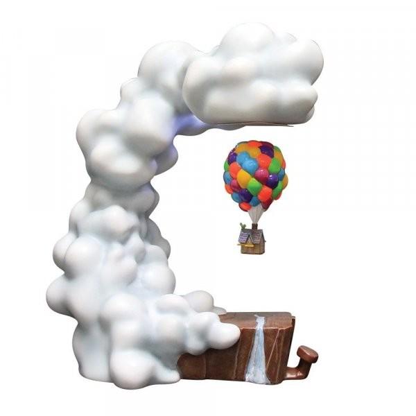 Disney Grand Jester Studios, Grand Jester Pixar Oben Levitation Masterpiece, Pixar Up Levitating House Masterpiece, A30537