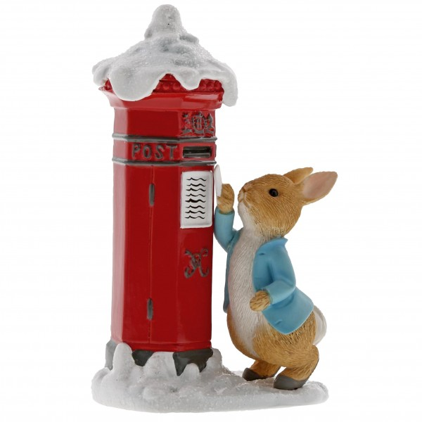 Beatrix Potter, Beatrix Potter Collection, Peter Rabbit, Benjamin Bunny, Flopsy, Jemima Puddle-Duck, Jeremy Fisher, A29384, Peter Rabbit's Letter to Santa