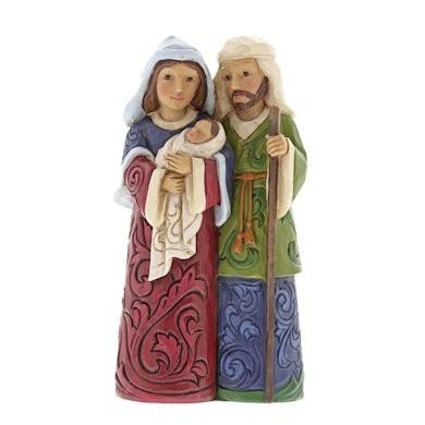 Heartwood Creek, Jim Shore, Mini Holy Family, Heilige Familie