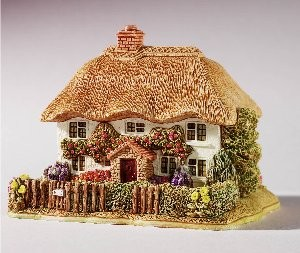 Lilliput Lane, Miniaturhäuser, Miniaturhaus, Cottage, Snug As A Bug