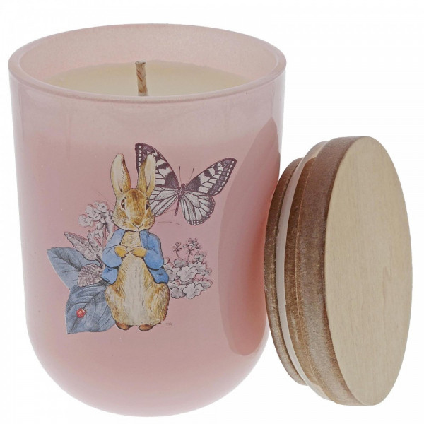 Beatrix Potter, Peter Rabbit, Peter Hase, Garden Party Candle, Duftkerze, A29601