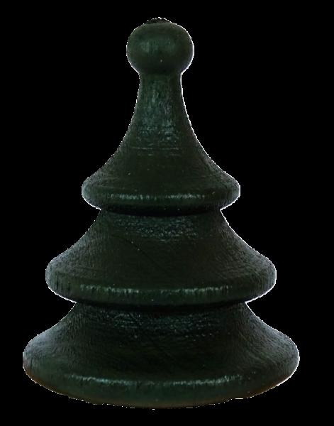 Sebastian Design, skandinavische Kerzenringe, Kerzenring, Kerzenringe, Candlerings, Steckfigur, runde Tanne in grün, 46-368-143