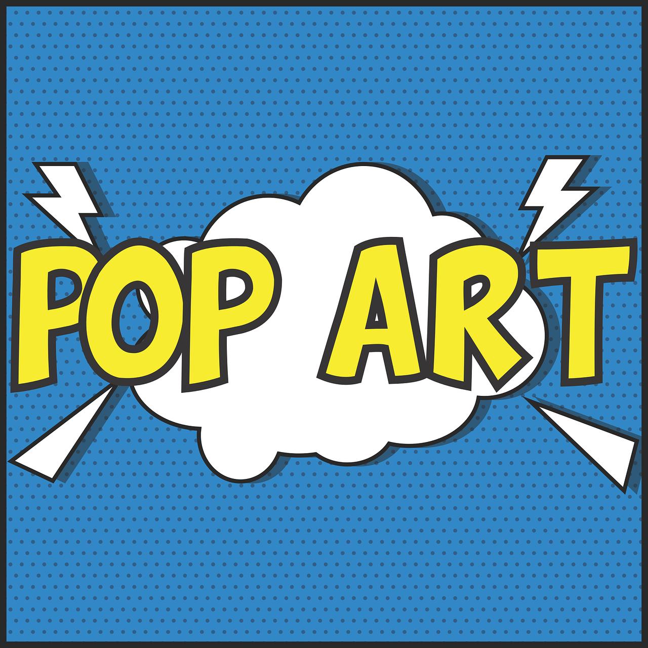 Logo-Pop-Art