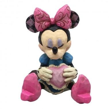 Disney Traditions, Jim Shore - Mini Minnie