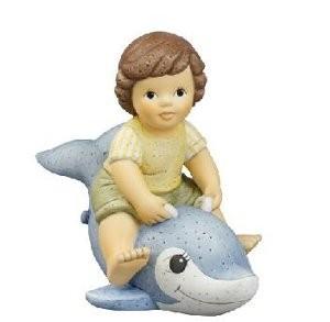 Goebel, Nina und Marco, Nina & Marco, Das macht Spaß, Maro mit Delfin