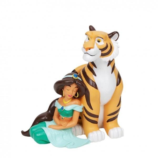 Disney, Walt Disney, Widdop and Co, Disney Magical Moments, Jasmine and Rajah, Jasmine und Rajah, DI645