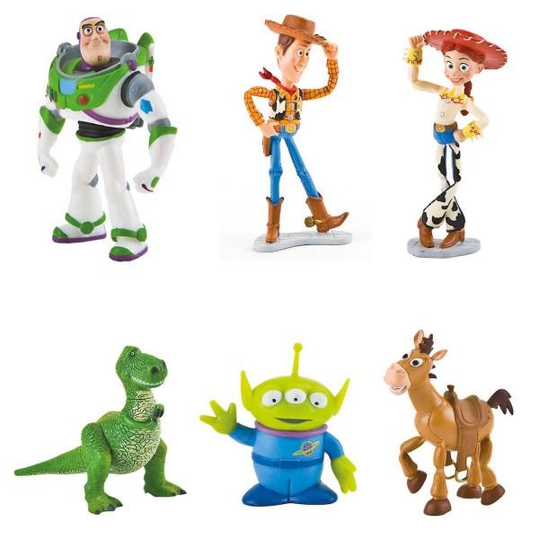 Toy Story - Set mit 6 Figuren