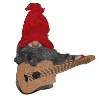 Wichtelmann mit Gitarre