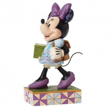 Disney Traditions, Jim Shore - Top of the Class Minnie