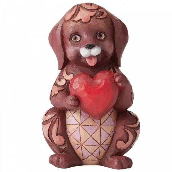Jim Shore, Heartwood Creek, Heartwood Creek Collection, 6006224, Jim Shore Dog, Love is a faithful friend, Jim Shore Hund