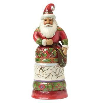 Heartwood Creek, Jim Shore, Kindly Kris Kringle Santa, Weihnachtsmann