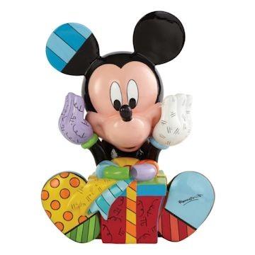 Romero Britto Pop Art aus Miami - Mickey Mouse Birthday / Micky Maus Geburtstag