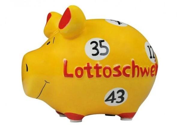 KCG Sparschweine, Best of Sparschwein, das Markenschwein, Kleinschwein, Sparschwein, Spardose, Sparbüchse, Wir sind das Schwein, Sparschwein Lotto, Lottoschwein, 101226, Geldgeschenk