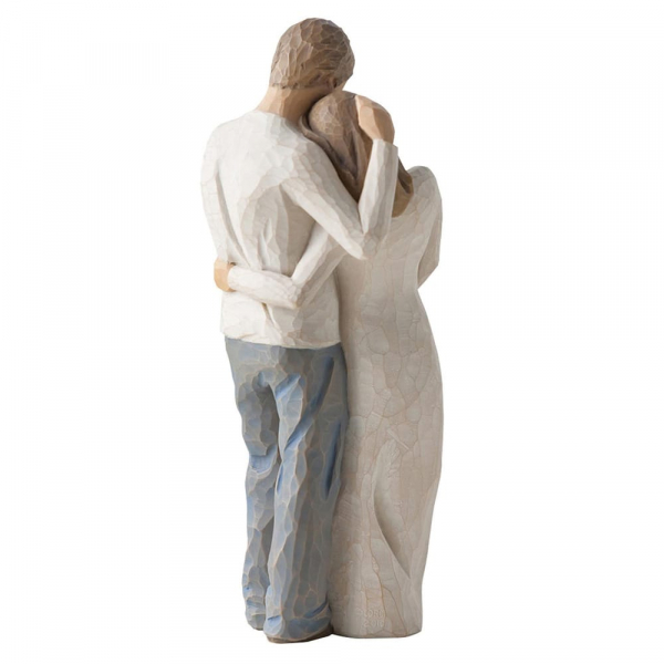 Home 26252 By Susan Lordi Willow Tree Figurine