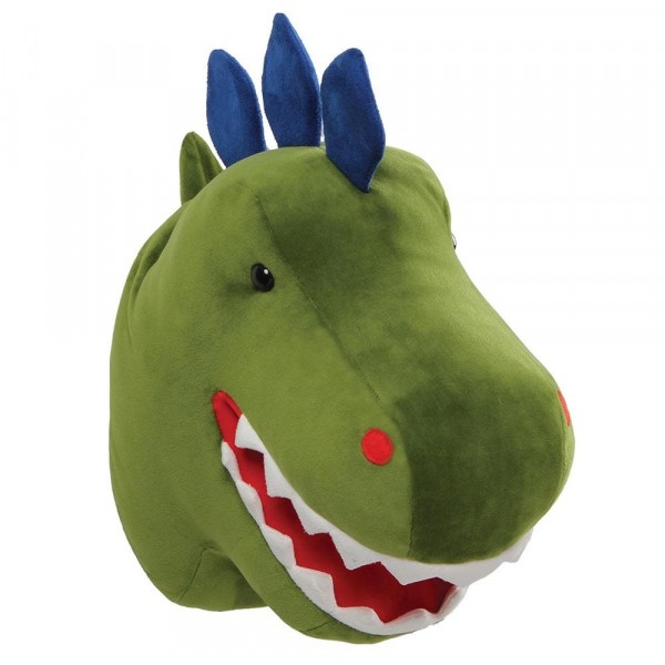 Chomper Dino Room Decor Head - Dinokopf für die Wand