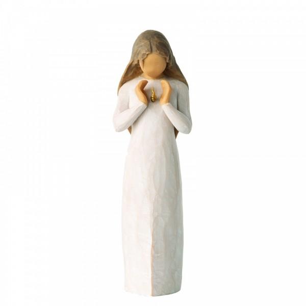 Willow Tree, Willowtree, Demdaco, Susan Lordi, Ever Remember, 27920, In ewiger Erinnerung Angel, Engel, Figure, Figurine, Figur, Skulptur