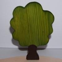 Baumstecker Eiche, 16 cm